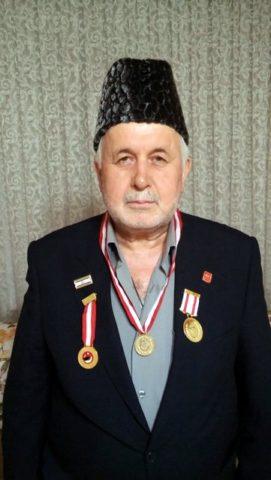 Hemşehrimiz Arif Bekmez
